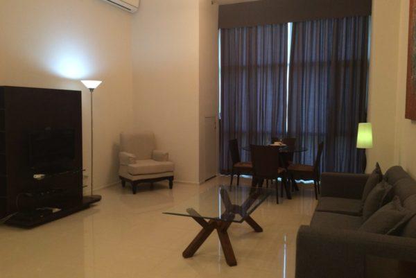 Arya Residences - living room / lounge