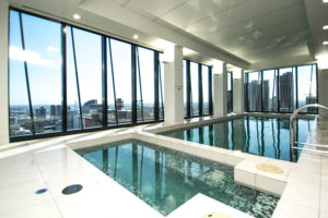 568 Collins Street Apartment - pool