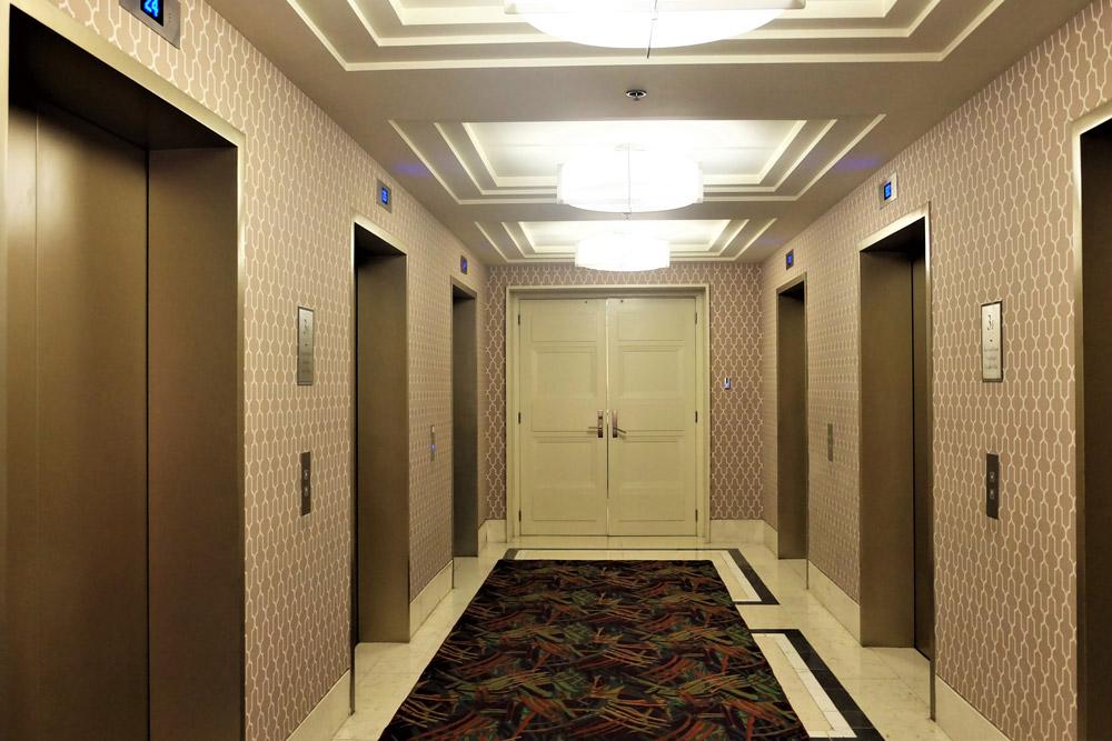 Edades Tower & Garden apartment - lobby