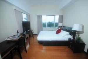Fairways Towers, 2 bedroom apartment - BGC - bedroom one