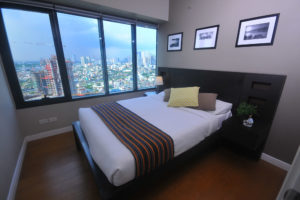 One Rockwell Apartment, Makati City - bedroom two