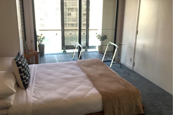 Auckland Viaduct Harbour 2 bedroom apartment - bedroom 2