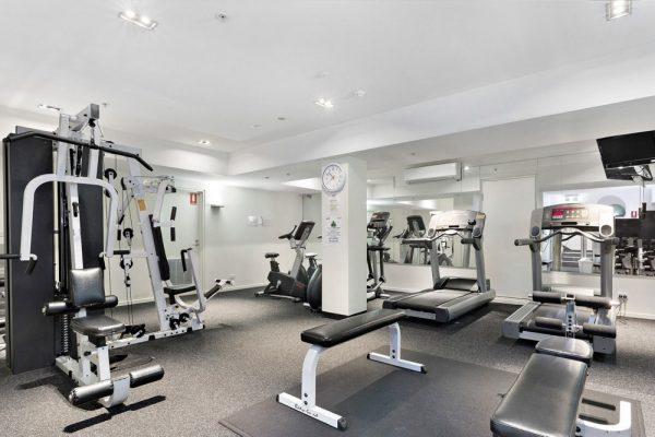Wills Street Apartment - gym