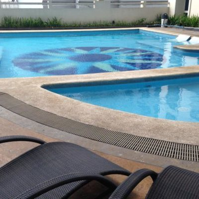 LeGrand Tower Apartment – Quezon City - pool
